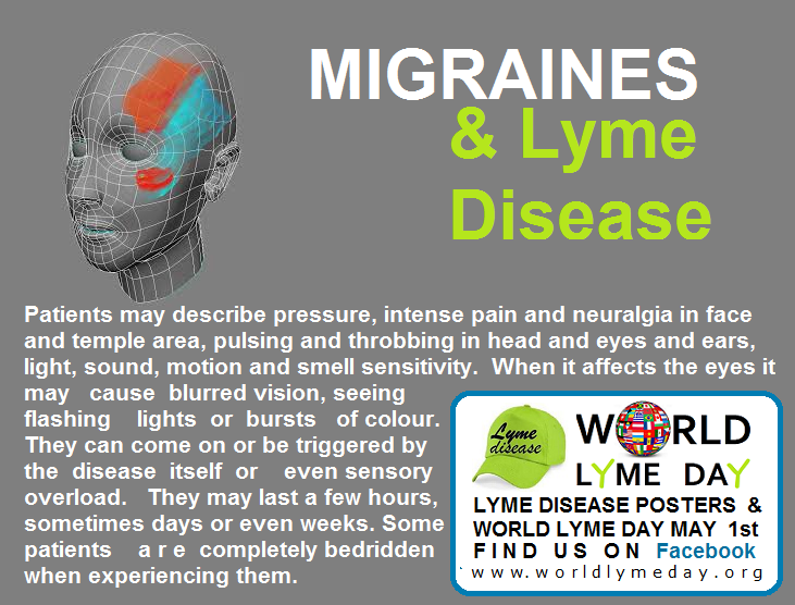 Migraines and Lyme pic